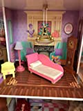 This dollhouse is perfect! It has beautiful details