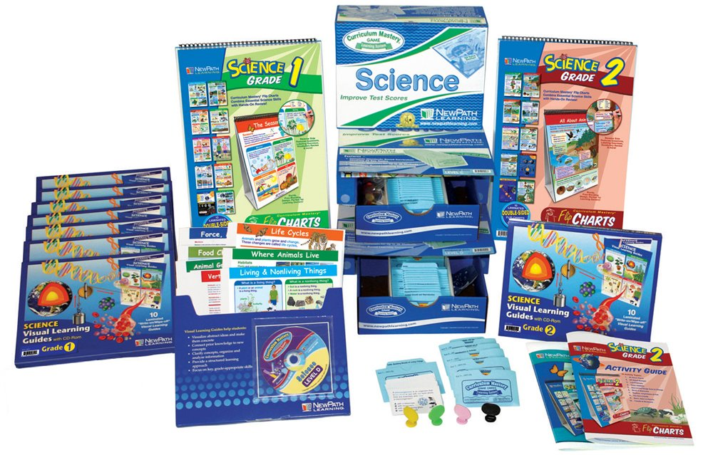 Science Curriculum Learning Module - Grades 1 - 2
