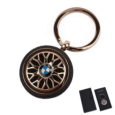 Amazon.com: Llavero para coche de BMW, accesorio de coche ...
