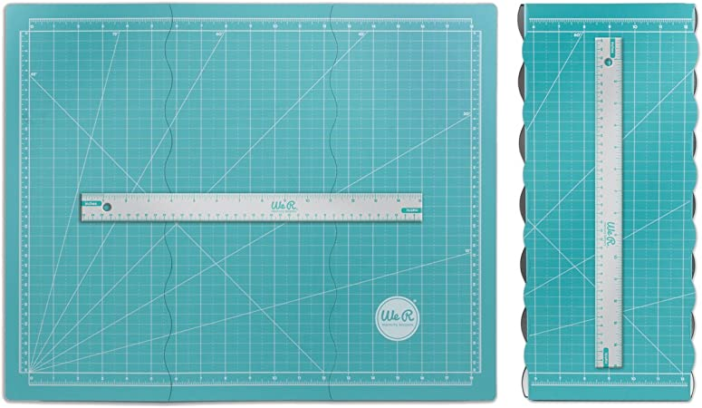 We R Memory Keepers – Material magnético Tri-Fold: Amazon.es: Hogar