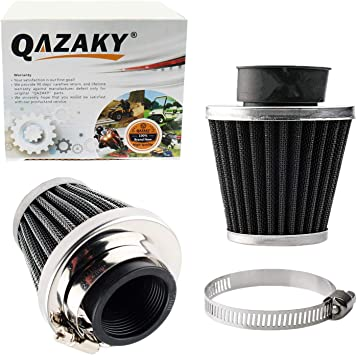 42mm Performance Air Filter For GY6 150-250cc ATV Go Kart Pit Dirt Bike Scooter