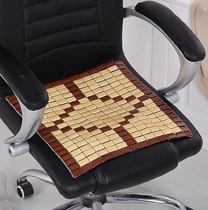 Beau LivebyCare Bamboo Rattan Summer Cool Chair Cover Seat Car Cushion Pad Mat  For Sofa Office Lap