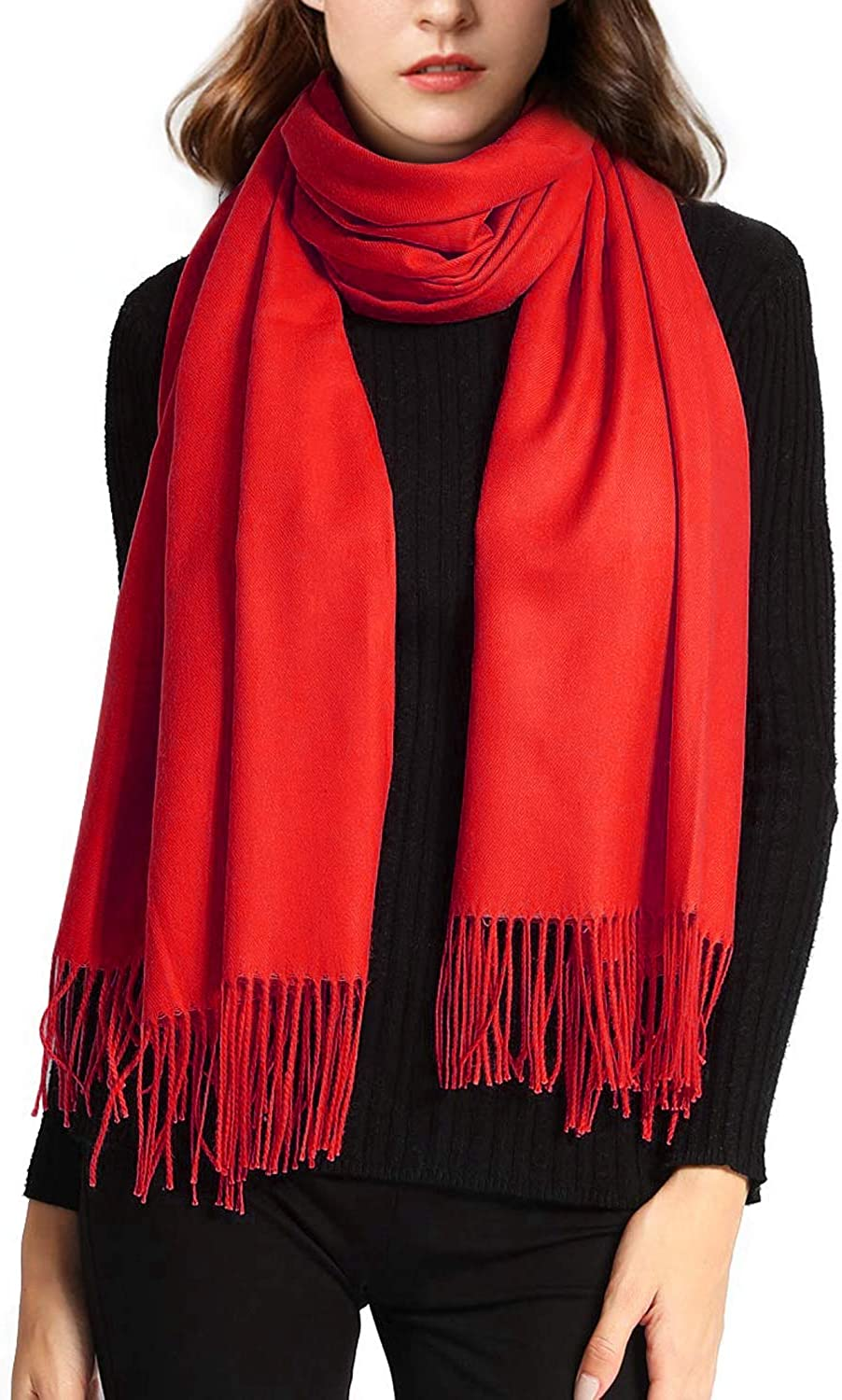 Nine Bull Large Scarf -...