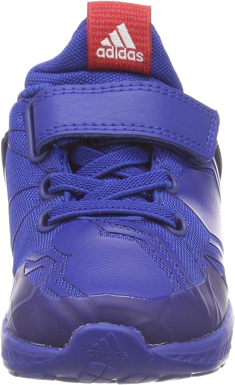 adidas RapidaRun Spider Man El I Chaussures de Fitness Mixte