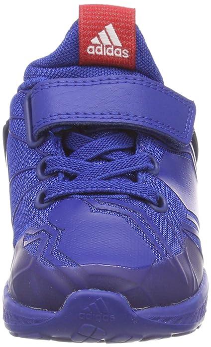 hot sale online b39be 79d47 adidas RapidaRun Spider-Man El I Chaussures de Fitness Mixte Enfant   Amazon.fr  Chaussures et Sacs