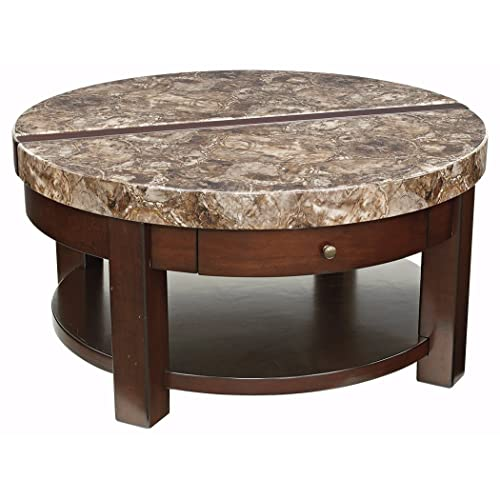 Marble Coffee Table Ashley Furniture: Marble Coffee Tables: Amazon.com