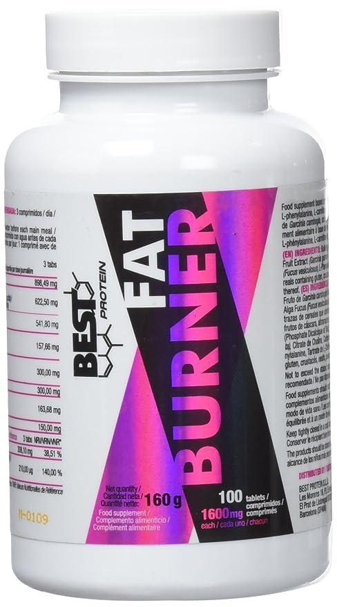Best Protein Fat Burner - 100 Cápsulas: Amazon.es: Salud y ...