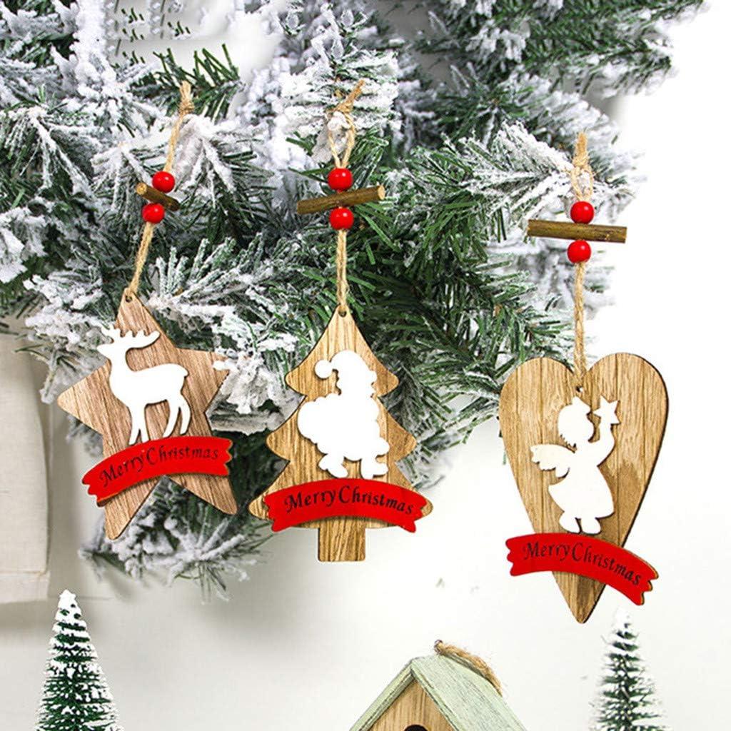 About1988 Weihnachtsschmuck Baum Verzierung kopierte h/ängende Zusatz Versorgungen Christbaumschmuck Handgemachte Weihnachtsdeko Anh/änger f/ür Weihnachten Weihnachtsbaum Schneemann Angel Grau