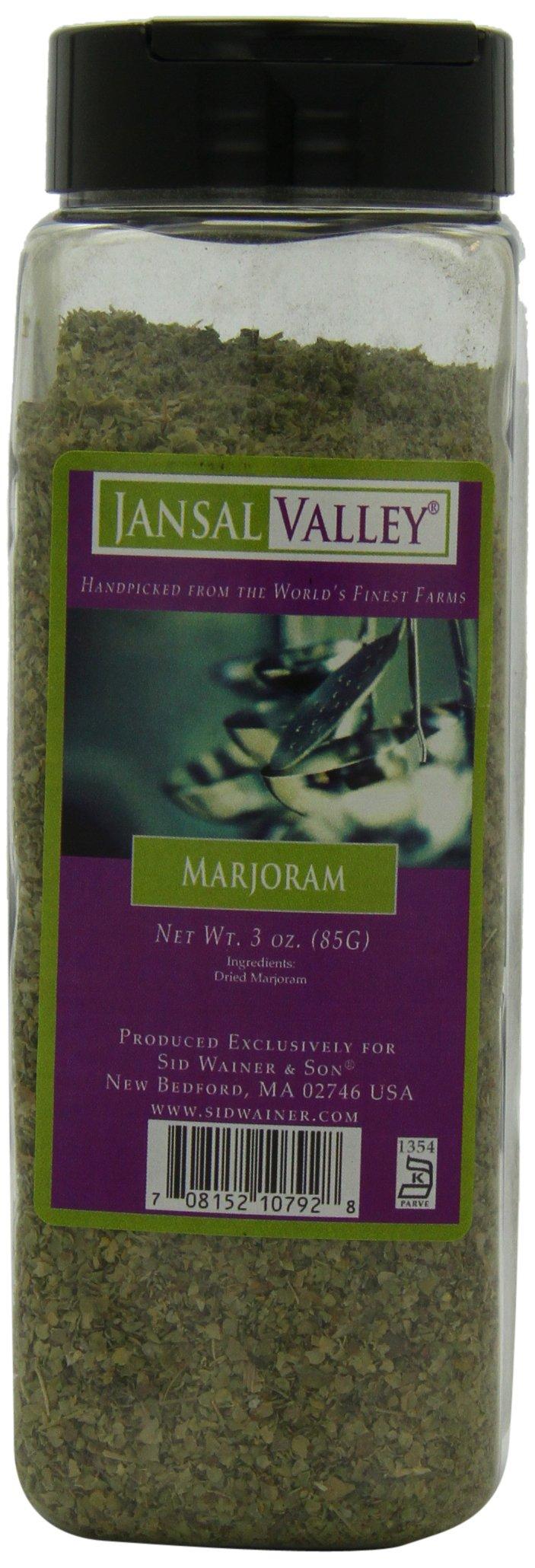 Jansal Valley Marjoram, 3 Ounce