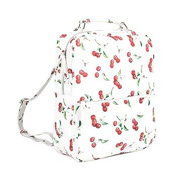 Parfois - Mochila Tutti Frutti - Mujeres - Tallas L - Rojo: Amazon.es: Equipaje