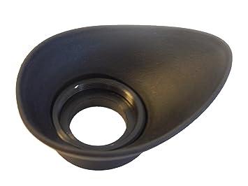 Vhbw okular augenmuschel sucher mm für kamera amazon