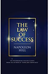 The Law Of Sucess Hardcover