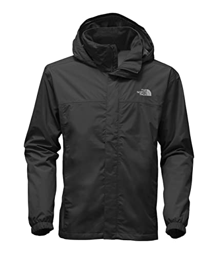 The North Face M Resolve 2 Chaqueta, Hombre, Negro (Tnf Blk/Tnf