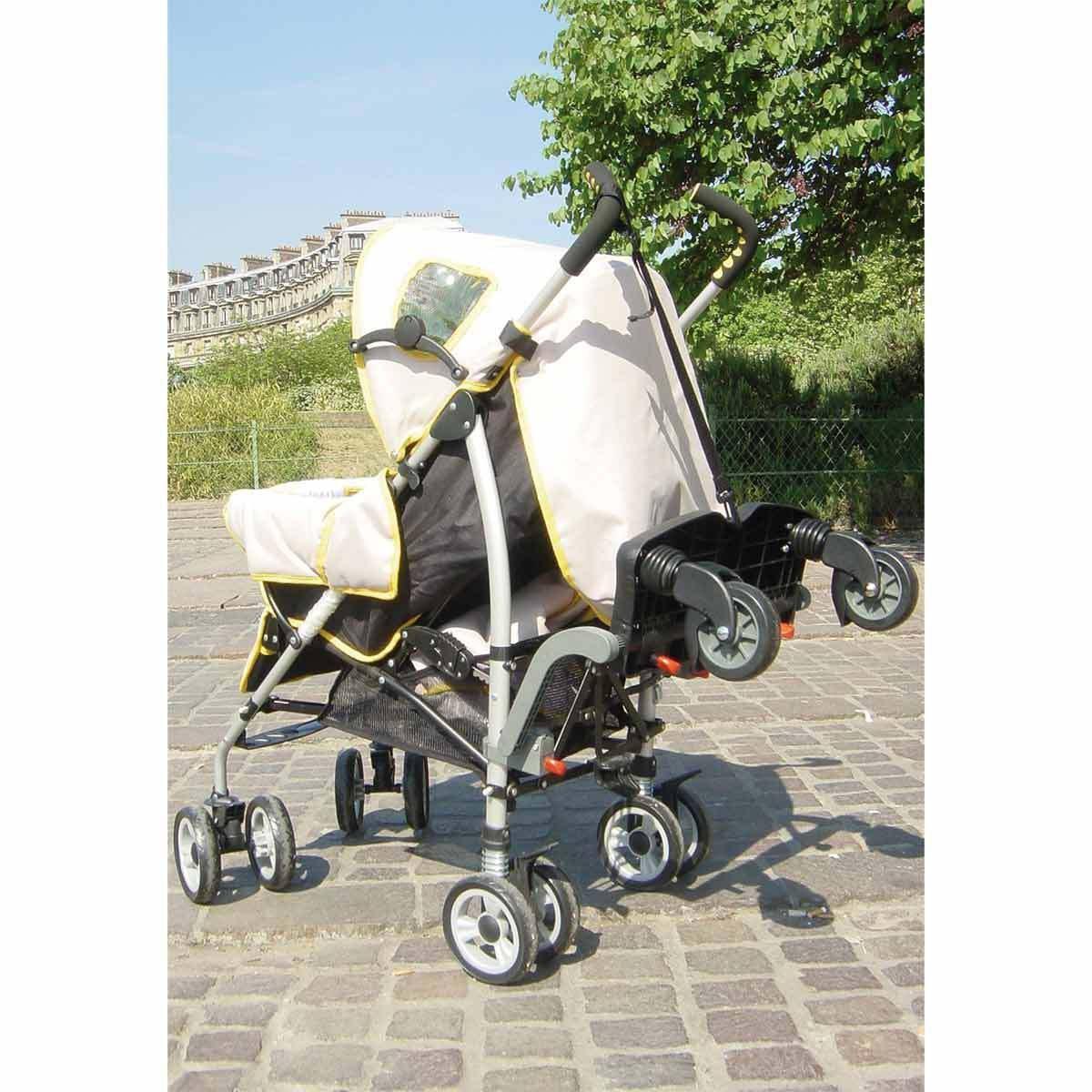 BEBE BUKI EB5713 - BB Board - Plataforma con ruedas para carrito: Amazon.es: Bebé