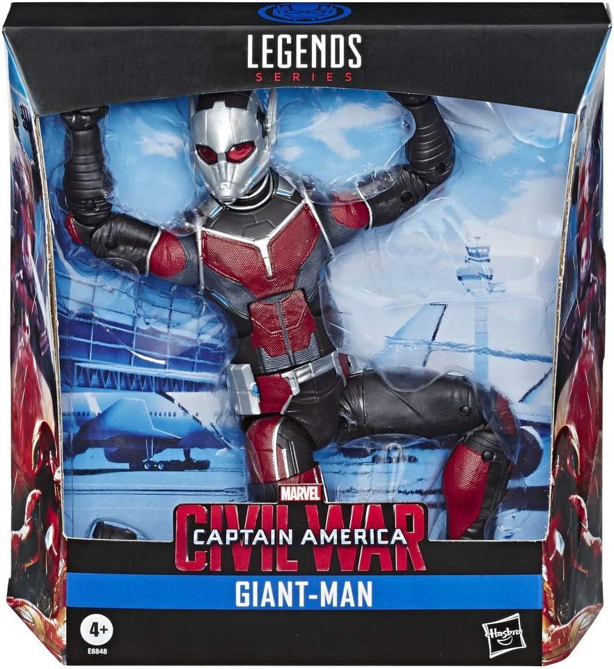 Marvel Legends - Deluxe Hombre Gigante (Hasbro E88485L0): Amazon ...
