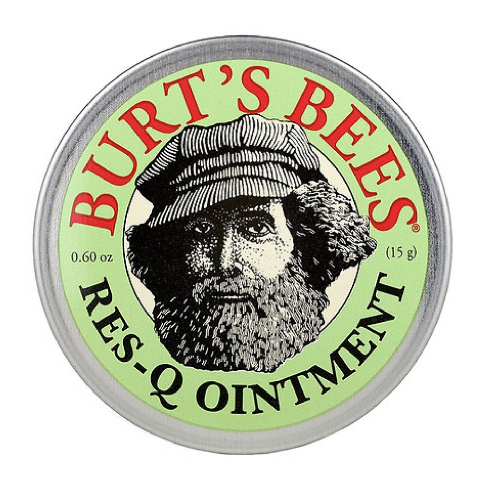 Burt's Bees Res-Q Ointment 0.6 oz (Pack Of 6) by Burt's Bees