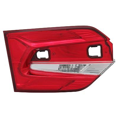 TYC 17-5758-00 Reflex Reflector: Automotive