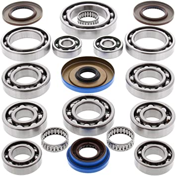 Differential Bearing and Seal Kit For 2012 Polaris Ranger 800 HD EPS~All Balls