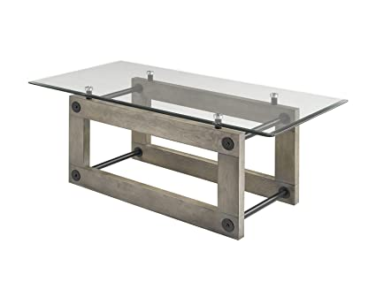 Amazon.com: Brassex 280-02 Fresno Coffee Table: Kitchen & Dining