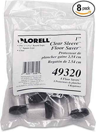 CLEAR SLEEVE FLOOR PROTECTORS