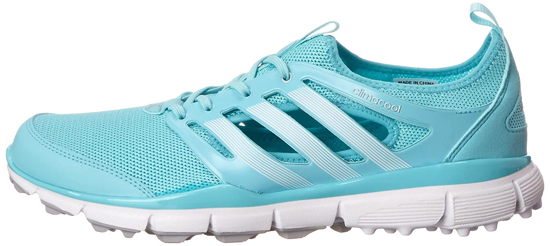 adidas Golf Women's W Climacool II Golf adidas Shoe B00NVV556E 9 B(M) US|Clear Aqua/Running White/Matte Silver e828ae