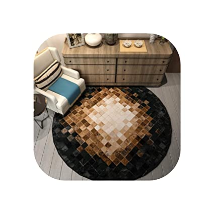 Prime Amazon Com Nordic Wild Round Carpet Computer Chair Round Creativecarmelina Interior Chair Design Creativecarmelinacom
