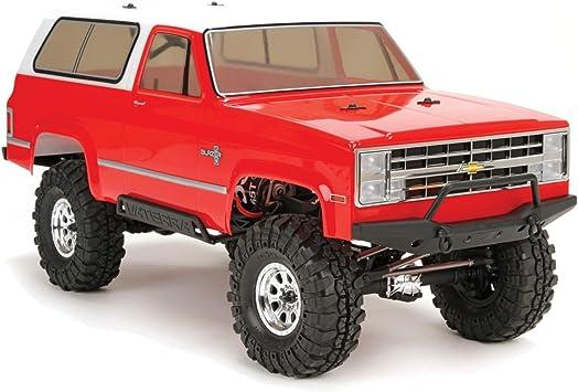 Auto RC électrique crawler Vaterra Chevrolet Blazer Ascender ...