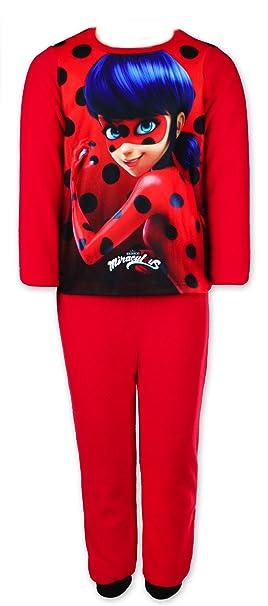 MIRACULOUS LADYBUG - Pijama - para niña Rojo rosso 32