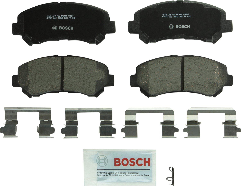 Bosch BP1338 QuietCast Premium Disc Brake Pad Set