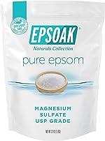 Epsoak Epsom Salt - 2 lbs. USP Magnesium Sulfate