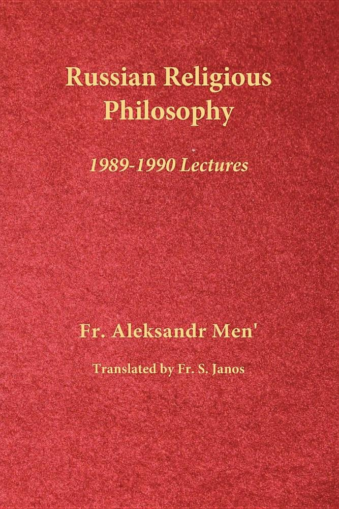 Download Russian Religious Philosophy: 1989-1990 Lectures pdf
