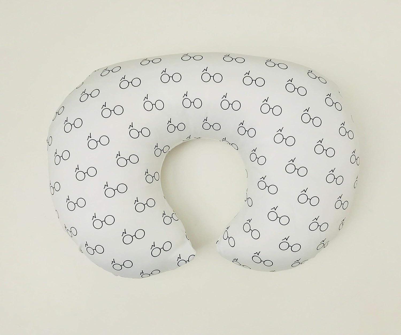 - Nursing Pillow Cover - Wizard Glasses