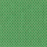 Entertaining with Caspari Continuous Roll of Gift Wrapping Paper, Diamond Brocade Green Foil, 8-Feet, 1-Roll