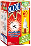 CATCH Parfumée Recharge Électrique Liquide 60 Nuits