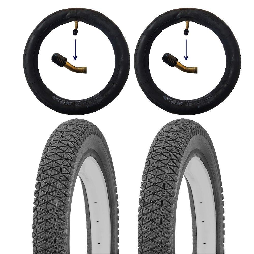 2x Duro Reifen 10x2 Zoll  54-152 Fahrrad Kinderwagen