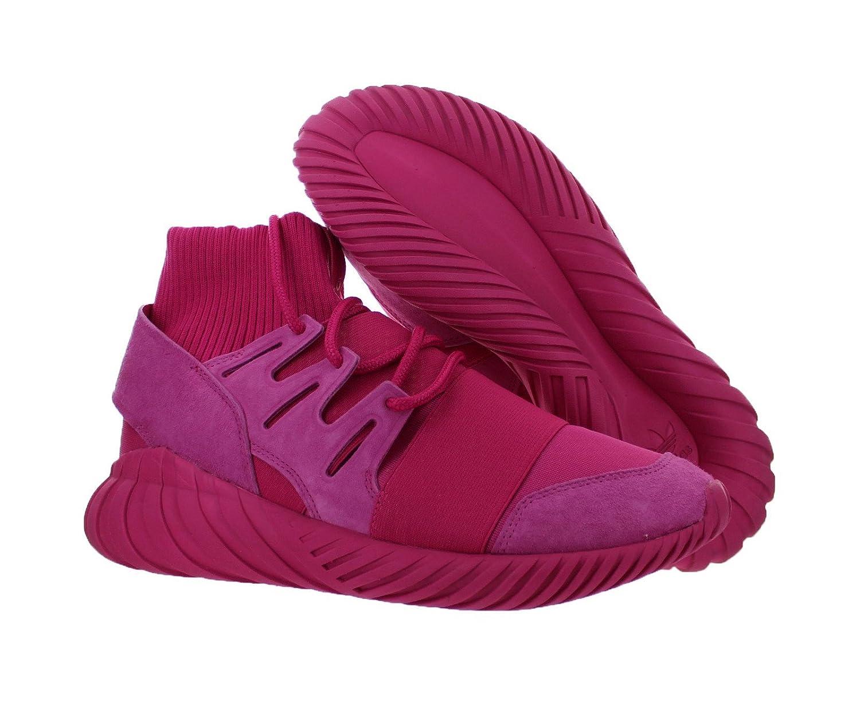 e7ec482020dd Mens Adidas Tubular Doom Pink S74795 US 5.5  Amazon.co.uk  Shoes   Bags