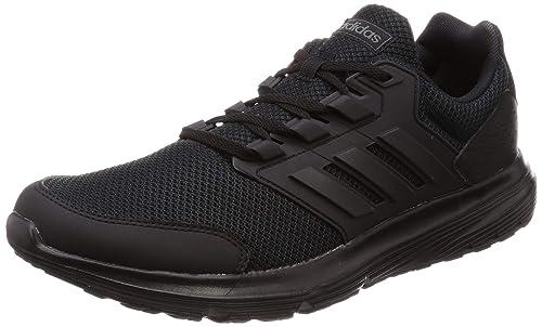 Adidas Galaxy 4, Zapatillas de Deporte para Hombre, Negro