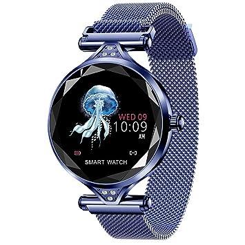 YUYLE Smartwatches 2019 Smart Watch Mujeres Moda Monitor de Ritmo ...
