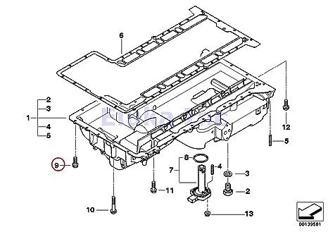 Amazon.com: 4 x BMW Genuine Lubrication System Engine Oil ... on