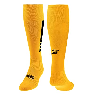 4 CUBES Soccer Sock with Ankle and Arch Support