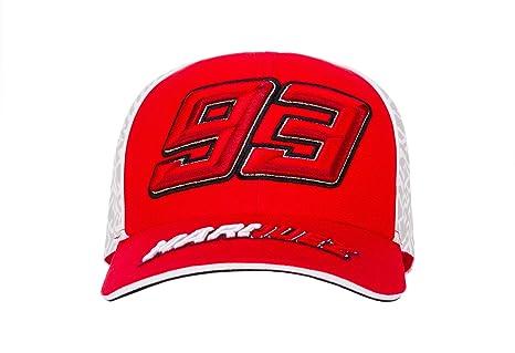 Marc Marquez 2018 93 MotoGP - Gorra de Béisbol para Adulto, Color ...