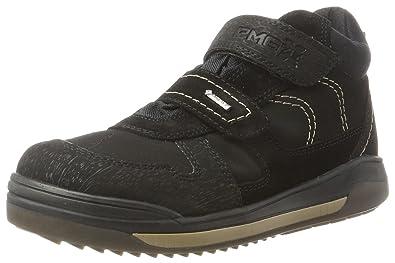 Primigi PSH GTX 8194, Sneakers Hautes Garçon, Noir (Nero/Nero), 32 EU