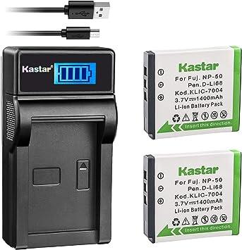 KODAK Easyshare M1033 MICRO-USB CHARGER for FUJIFILM FinePix XP200