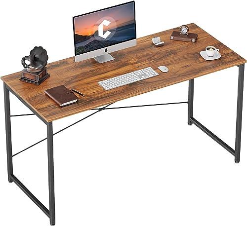 Best home office desk: Cubicubi Computer Desk 47″ Home Office Laptop Desk Study Writing Table