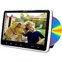 "Pumpkin Reproductor DVD Coche - 10.1"" HD LCD"
