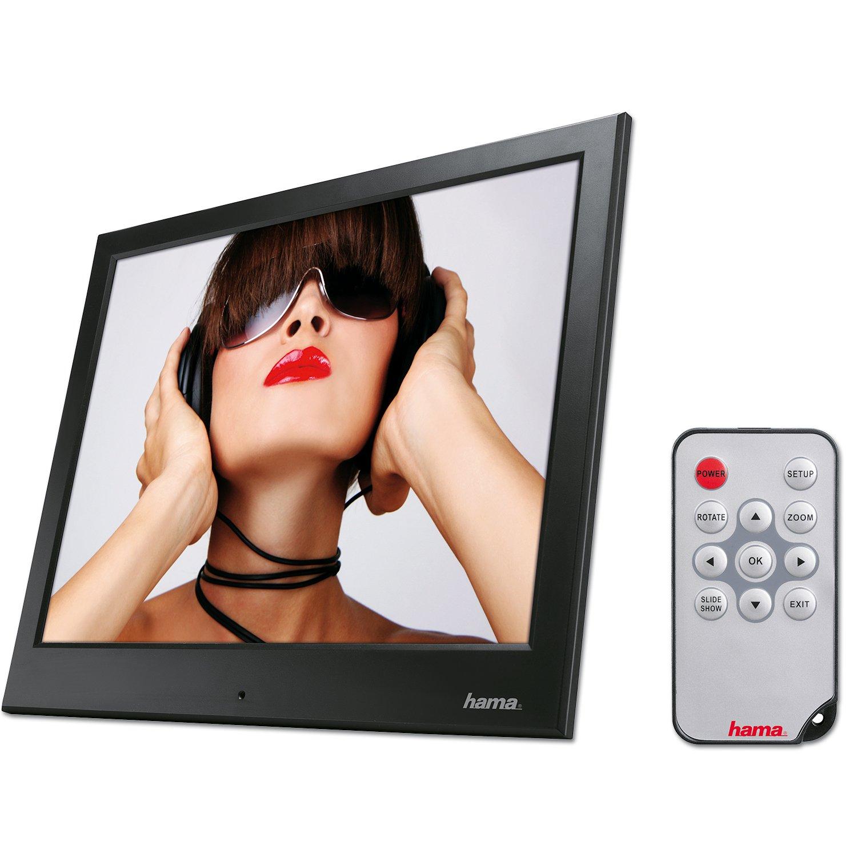Hama Digitaler Bilderrahmen Slimline Basic 9,7 Zoll: Amazon.de: Kamera