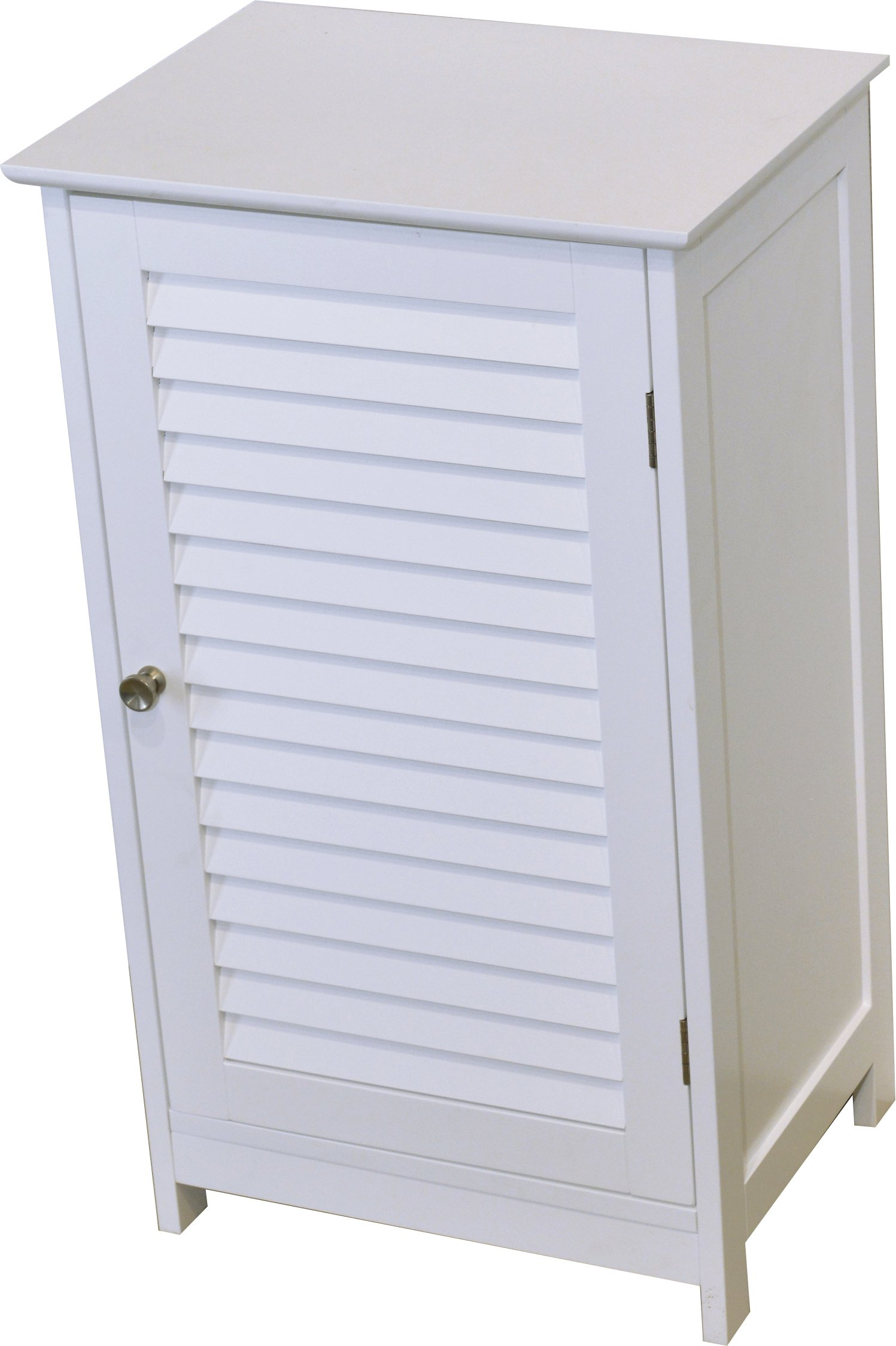 EVIDECO 9902307 Storage Floor Cabinet Florence 15.7'' x 27'' Free Standing Cabinet
