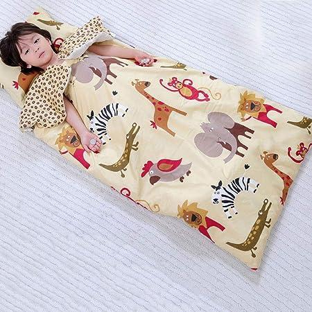 Saco de dormir Saco de dormir del bebé algodón acolchado doble ...