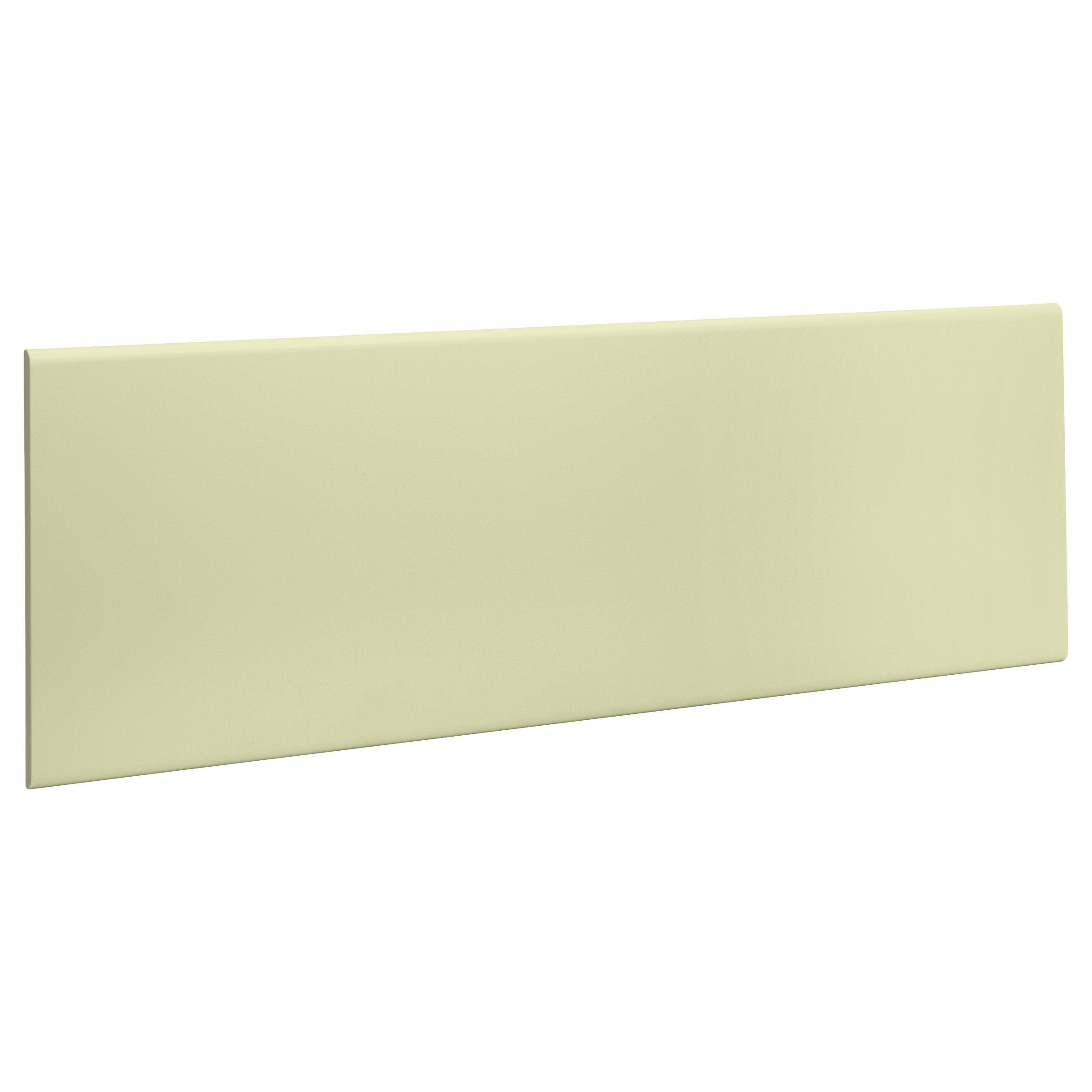HON 384815LL 38000 Series Hutch Flipper Doors For 48'' w Open Shelf, 48w x 15h, Putty