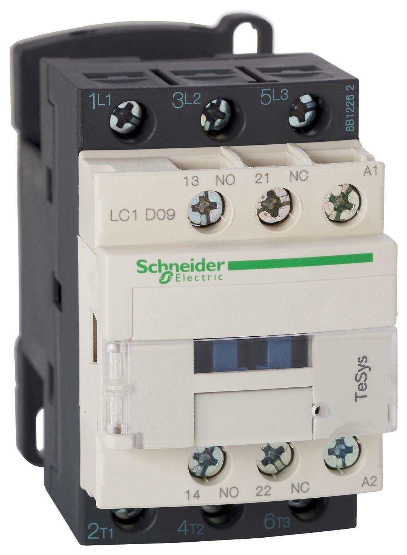 telemecanique square d lc1d09g7 contactor: motor contactors: amazon com:  industrial & scientific
